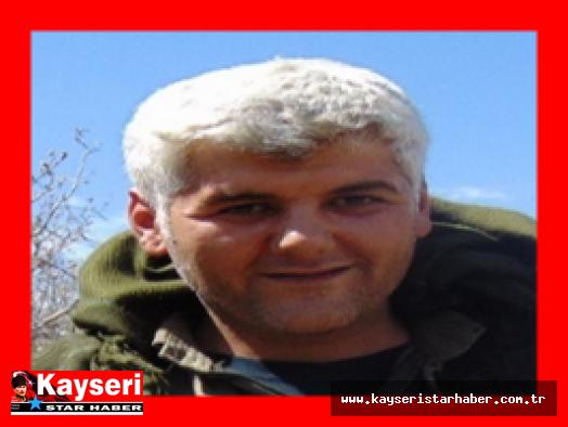 Kayseri'deki canlı bomba saldırısının faili etkisiz hale getirildi