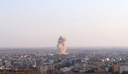 Türkiye - Suriye Sınırında Patlama