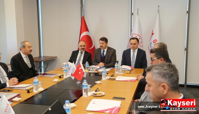 ORAN Kayseri'de toplandı