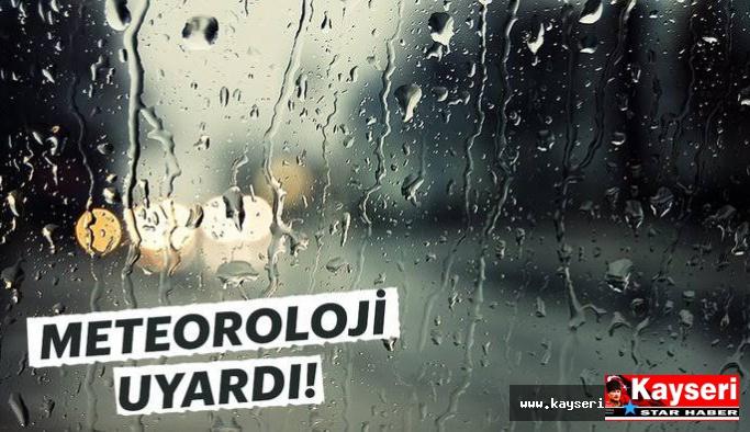 Sıcaklık düşüşü ve yağış bekleniyor !