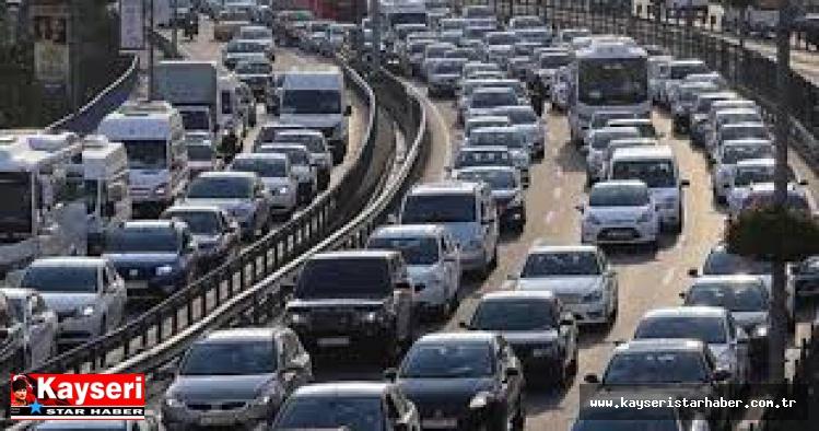 35 bin fahri trafik müfettişi yollarda
