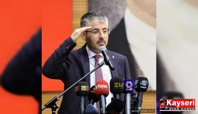 """Çopuroğlu'ndan ''3 Kasım"""" mesajı"""