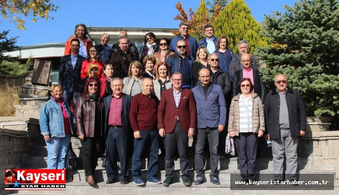 Erciyes Platformu Hacılar'da