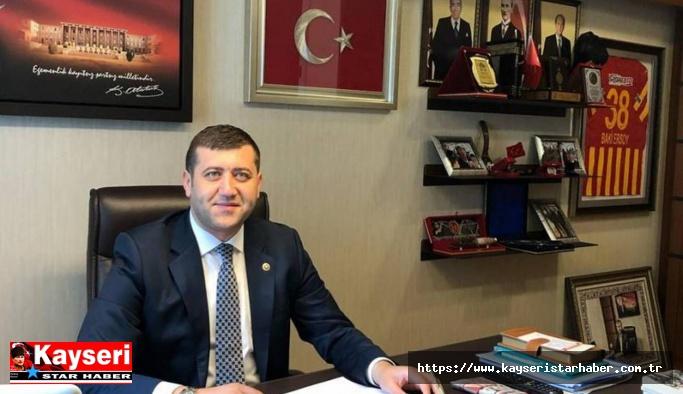 Ersoy'dan Bakan Çavuşoğlu'na davet