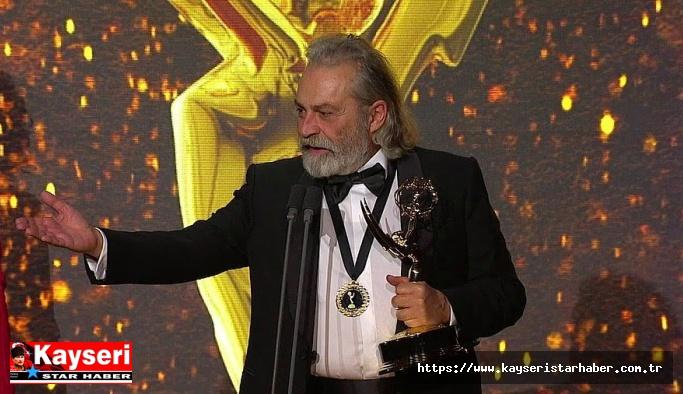 İşte Türkiye'nin Uluslararası Emmy Ödüllü İlk Oyuncusu!