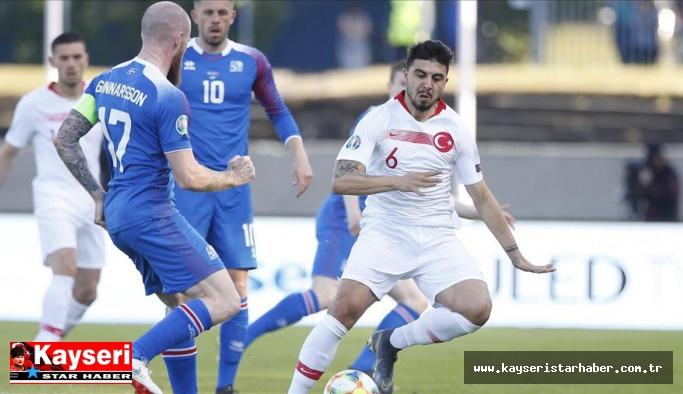 İzlanda maçı için geri sayım başladı