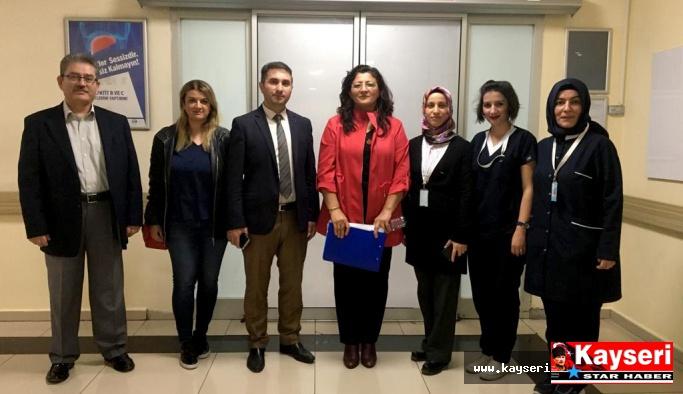 Kayseri Devlet Hastanesi Erişkin Yoğun Bakım Ünitesi Tescillendi