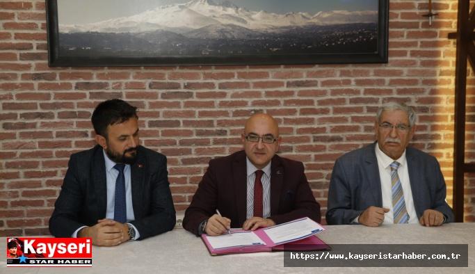 Kayseri'de turizm eğitimi