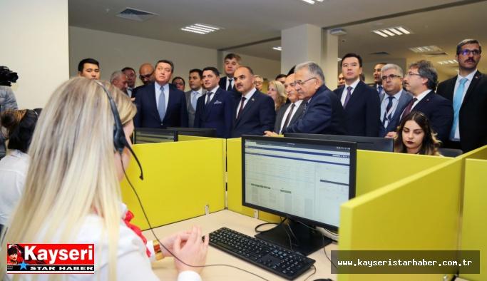 Kazakistan'a Şehir Hastanesi modeli