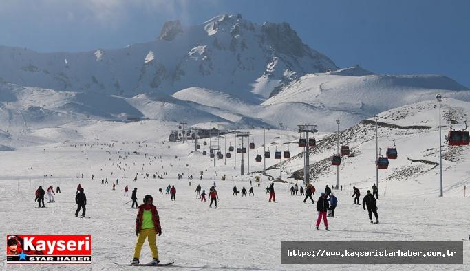Palancıoğlu: Erciyes kış sporlarının  ilk adresi Hisarcık