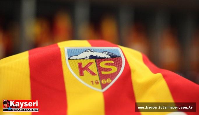 """Sarı kırmızılı takımın yeni ismi belli oldu: """"Hes Kablo Kayserispor"""""""