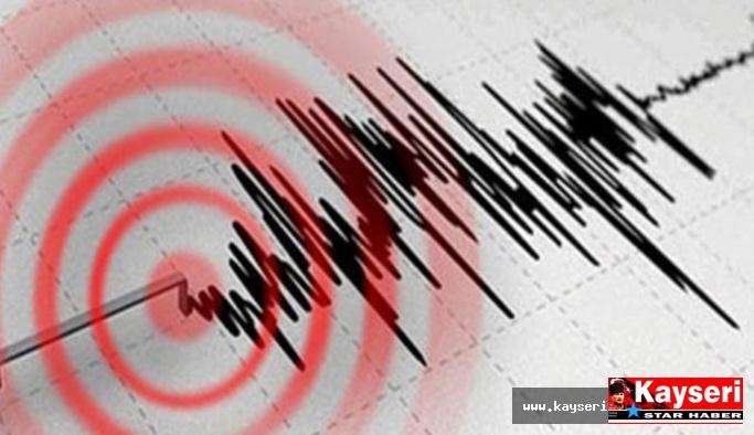 Sarıoğlan'da korkutan deprem