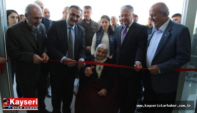 Sevim Köylüoğlu Anaokulu açıldı