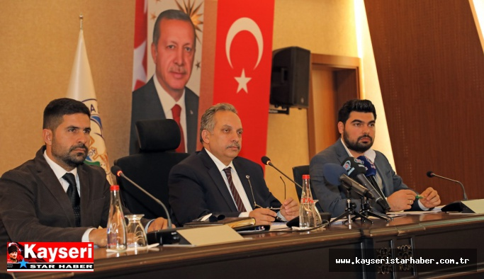 Talas'ta kararlar oybirliği ile alındı