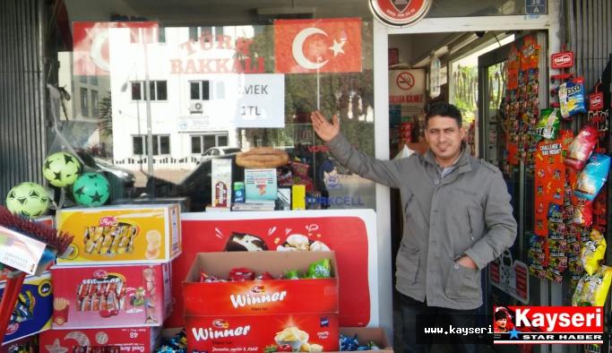 'Türk Bakkalı'  Suriyeli oldu