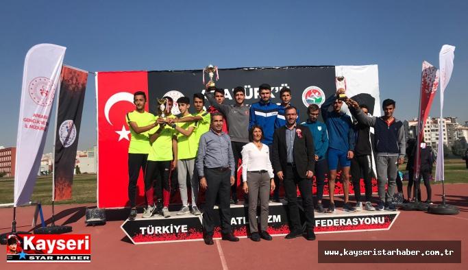 Türkiye Şampiyonu Özel Sare Koleji!