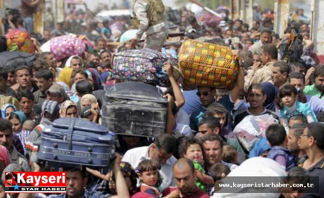 Türkiye'de 3 milyonu aşkın kişi iller arasında göç etti