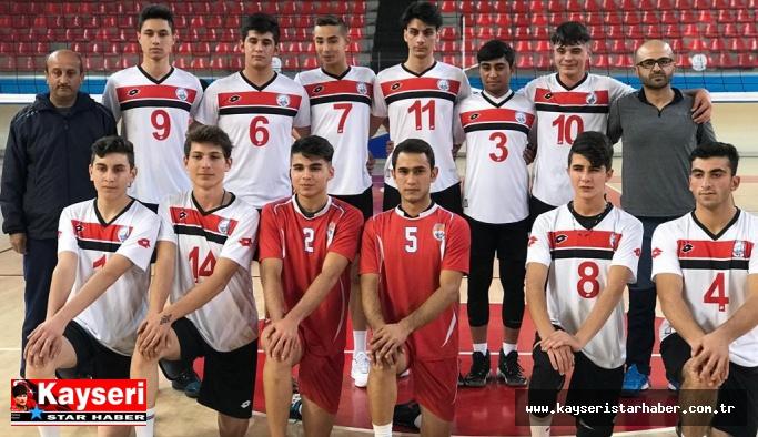 Voleybol Yıldız Takımı Türkiye Finallerinde