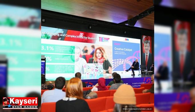 """AGÜ'de """"Yaratıcı Endüstrilerin geliştirilmesinde üniversitelerin rolü"""" anlatıldı"""