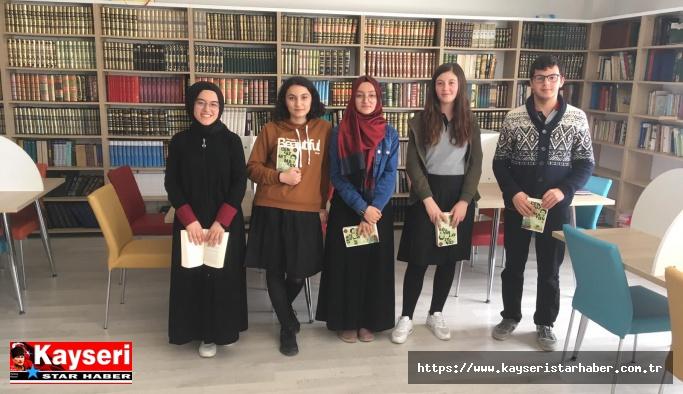 'Bir bilenle  Bilge Nesil Kitap Okuma Projesi'