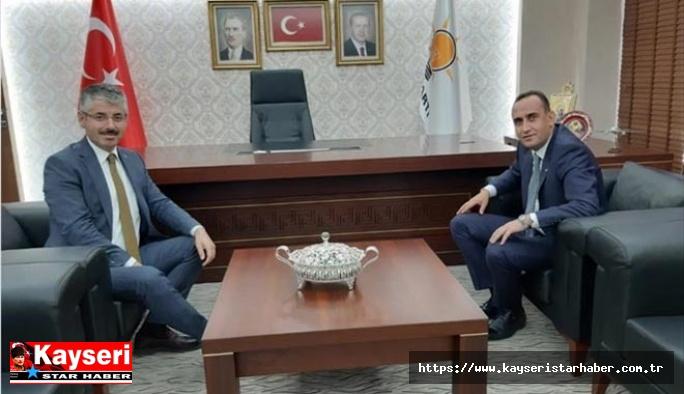 İncesu Belediye Başkanı İlmek'e rozeti Erdoğan takacak iddiası