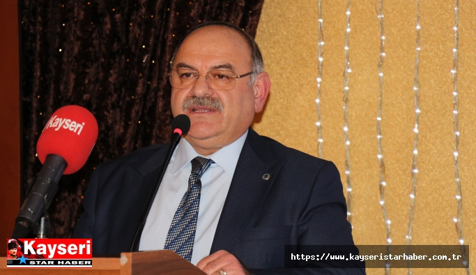 KAYPİDER Başkanı Özkan: Keşke bütün aşklar plastik gibi olsa