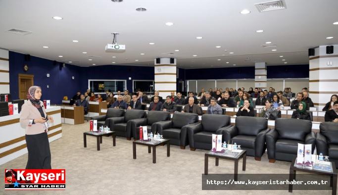 KAYSO Üyelerine eğitim