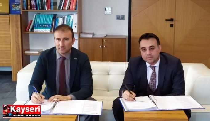 ORAN ile MÜSİAD arasında proje sözleşmesi