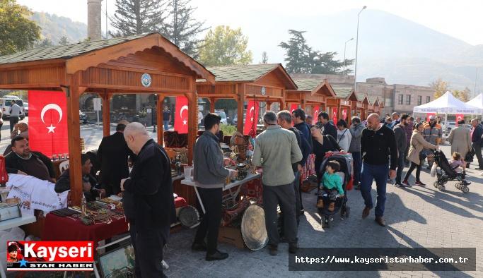 Talas'ta antika günleri sürüyor