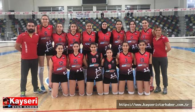 Türkiye Kadınlar Voleybol 2.Ligi