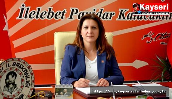 CHP il başkanı Özer'den Büyükşehir'in borçlanmasına tepki