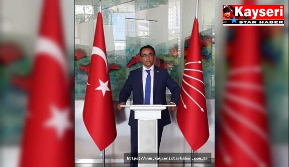 """CHP Melikgazi İlçe Başkanı Yılboğa'dan Melikgazi Belediye Başkanı Palancıoğlu'na: """"Sizden olmayanlara kapıları kapatmayın'"""""""