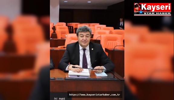 """Dursun Ataş, Meclis kürsüsünden seslendi: """"Vatandaş ekonomik krizi derinden hissediyor"""""""