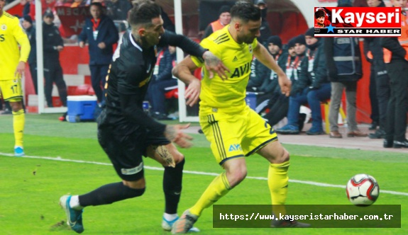 Fenerbahçe'ye kaybetmiyor