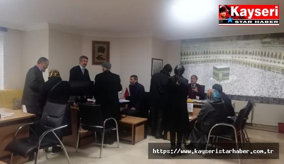 Hac Kayıtları Başladı, Kayseri'den Bin 713 Hacı Adayı Kutsal Topraklara Gidecek