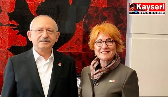 Karaoğlu, Kılıçdaroğlu ile öğrencilere burs projesini görüştü