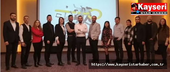 Kayseri Mimarlar Odası Halil Çevik'e emanet