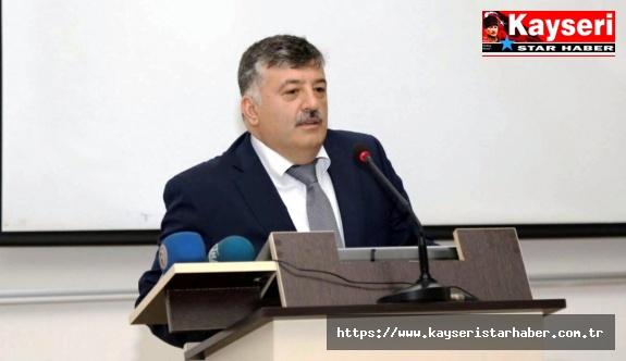 """Kayseri Tabip Odasından """" Doğu Türkistan"""" Konferansı"""