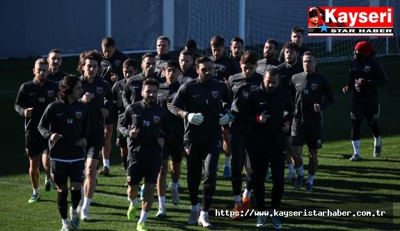 Kayserispor Bu Gece Sahasında Türkiye Kupasında Fenerbahçe'yi Konuk Ediyor.