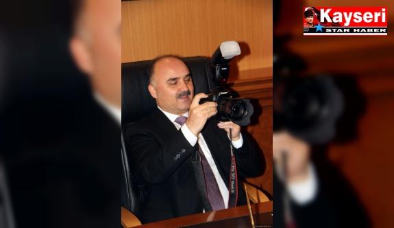 Vali Şehmus Günaydın: 'Gazeteciler, vatandaşla kurumlar arasında bir köprü'
