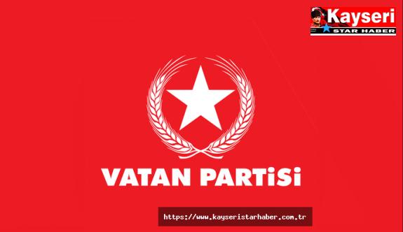 """Vatan Partisi Kayseri İl Sekreteri  Aylin Işık: """"Metal işçisi haklıdır, yanlarındayız!"""""""