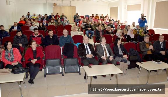 112 Personeline hizmet içi eğitim