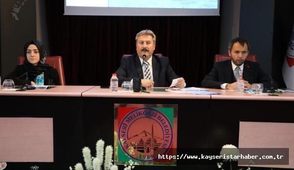 """Başkan Dr. Palancıoğlu: """"Demiryoluna üst geçit yapılacak"""""""