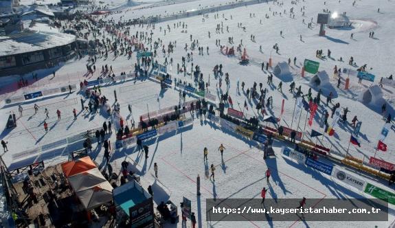Erciyes, Dünya Turu'na ev sahipliği yapacak