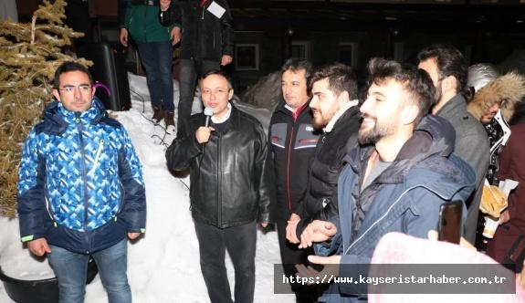 """ERÜ'de """"Tarım Eğitim Kış Kampı"""""""