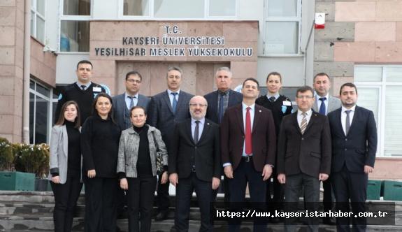 Kayseri Üniversitesi kaliteden taviz vermeyecek