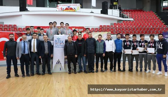 Masa Tenisi Türkiye Şampiyonası tamamlandı