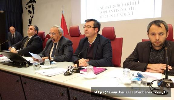 Meclis'te Kırsal kesim, kentsel dönüşüm tartışması
