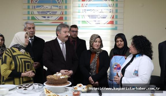 MELMEK'te Çölyak hastalarına glutensiz mutfak eğitimi