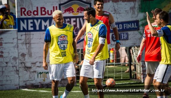 Red Bull Neymar Jr's Five 22 şubatta başlıyor